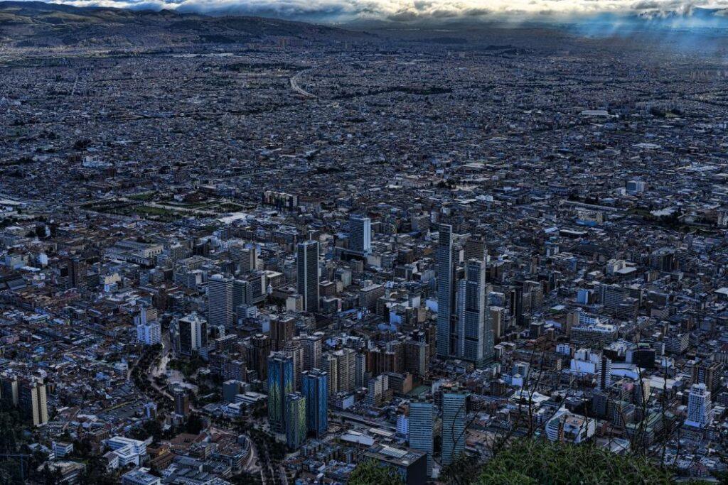 Bogota, la gran metrópoli suramericana